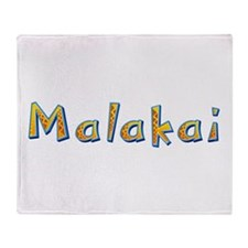 Malakai Giraffe Throw Blanket