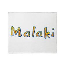 Malaki Giraffe Throw Blanket