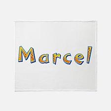 Marcel Giraffe Throw Blanket