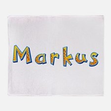 Markus Giraffe Throw Blanket