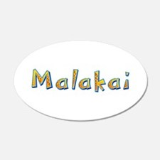 Malakai Giraffe Wall Decal