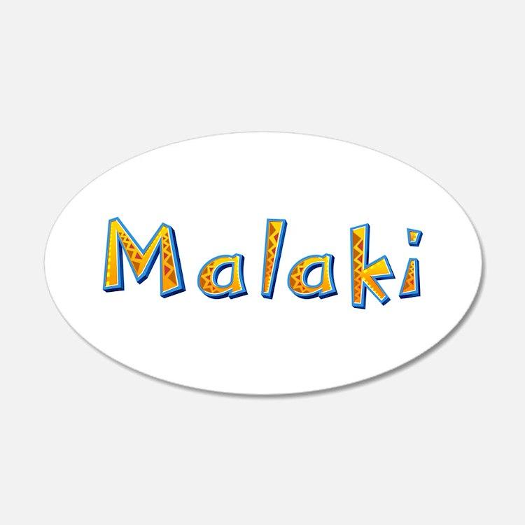 Malaki Giraffe Wall Decal