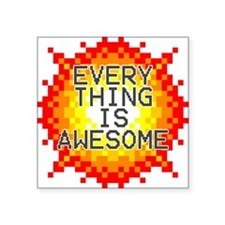Everything Is Awesome Sticker
