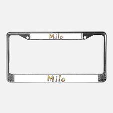 Milo Giraffe License Plate Frame