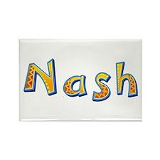 Nash Giraffe Rectangle Magnet