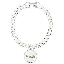 Nash Giraffe Charm Bracelet