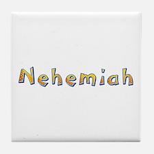 Nehemiah Giraffe Tile Coaster