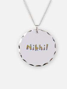 Nikhil Giraffe Necklace