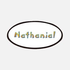 Nathanial Giraffe Patch