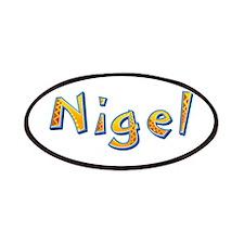 Nigel Giraffe Patch