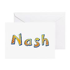 Nash Giraffe Greeting Card 20 Pack