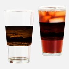 Organ Mountains Drinking Glass