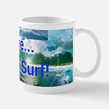 Surfs Up Mugs
