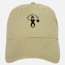 Light Umpire Baseball Baseball Cap