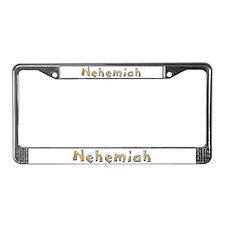 Nehemiah Giraffe License Plate Frame