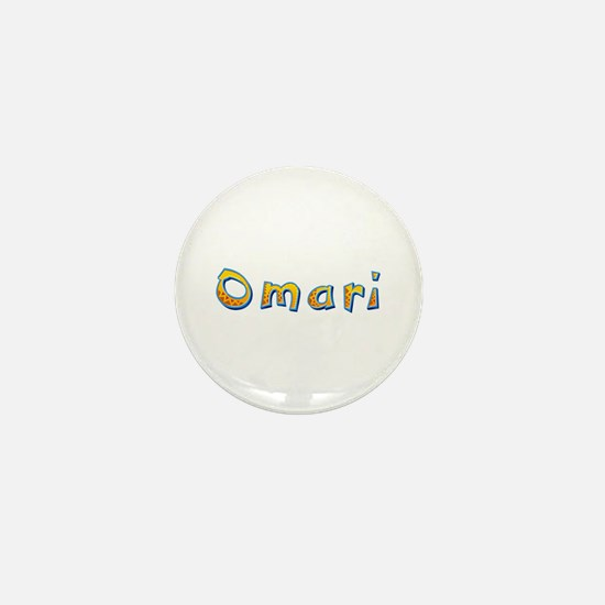 Omari Giraffe Mini Button
