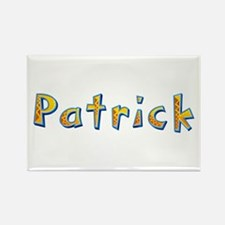 Patrick Giraffe Rectangle Magnet