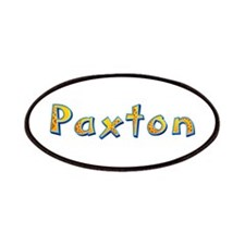 Paxton Giraffe Patch