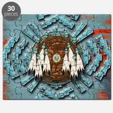 Native Dream Catcher Puzzle