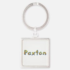 Paxton Giraffe Square Keychain
