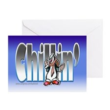 Chillin'... Greeting Cards (Pk of 10)