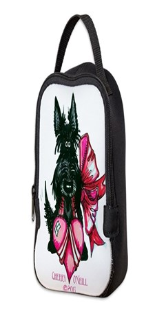 Scottie Dog Lunch Bags  Totes, Insulated Neoprene Lunch Bags