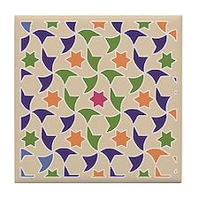 Moorish Tile Coaster