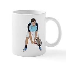 Tennis Player Mug