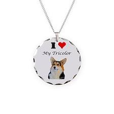 I love my Tricolor Corgi Necklace