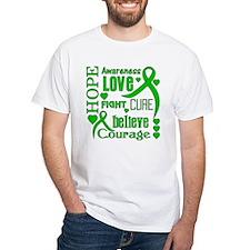 Cerebral Palsy Hope Words Shirt