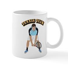 Tennis Team Mug