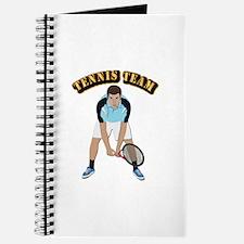 Tennis Team Journal