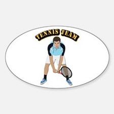 Tennis Team Decal