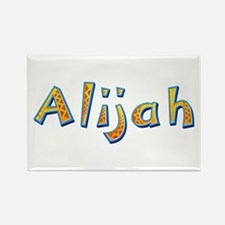 Alijah Giraffe Rectangle Magnet