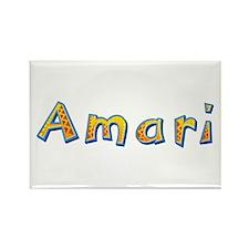 Amari Giraffe Rectangle Magnet