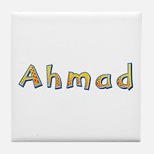 Ahmad Giraffe Tile Coaster