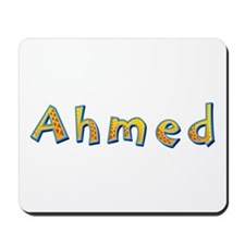 Ahmed Giraffe Mousepad