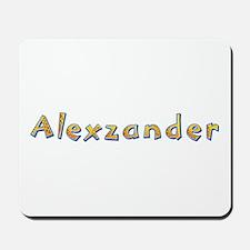 Alexzander Giraffe Mousepad