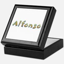 Alfonso Giraffe Keepsake Box