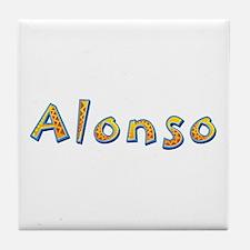 Alonso Giraffe Tile Coaster