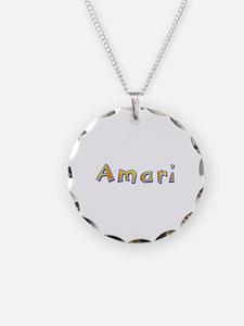 Amari Giraffe Necklace