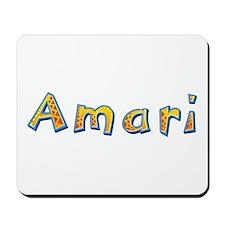 Amari Giraffe Mousepad