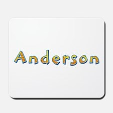 Anderson Giraffe Mousepad