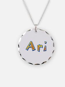 Ari Giraffe Necklace