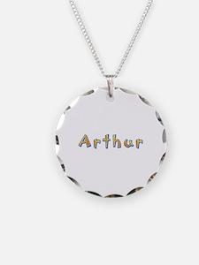 Arthur Giraffe Necklace