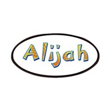 Alijah Giraffe Patch