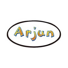 Arjun Giraffe Patch