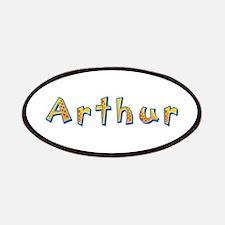 Arthur Giraffe Patch