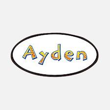 Ayden Giraffe Patch
