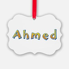 Ahmed Giraffe Ornament
